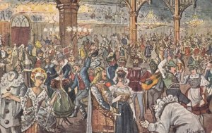 Carnival Party , 1906