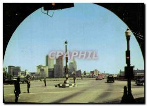 Modern Postcard Pittsburgh as seen When Emerging from the Liberty Tubes qui T...