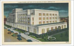 New Federal & Post Office Bldg. Norfolk VA