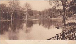 New Jersey Blairstown The Lake Blair Academy