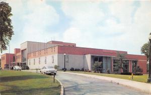Columbus Ohio~Ohio State University Campus~Union Building~Classic Cars~1950s Pc