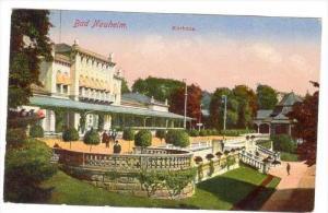 Kurhaus, Bad Nauheim (Hesse), Germany, 1900-1910s