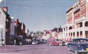 Main Street , KENORA , Ontario , Canada , 40-50s