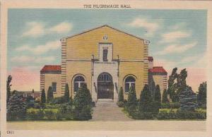Washington DC The Pilgrimage Hall