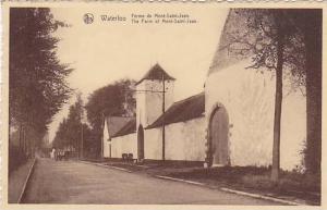The Farm Of Mont-Saint-Jean, Hotel-Restaurant Des Touristes, Waterloo (Walloo...