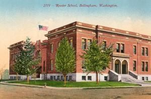 WA - Bellingham, Roeder School