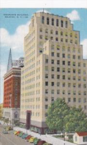 North Carolina Raleigh Insurance Building
