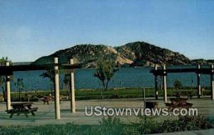 Lake Perris, CA, California, Post Card