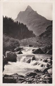 RP : PATTERIOL vom FERWALLTAL , Austria , PU-1934