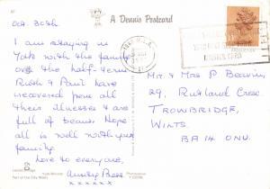 Postcard YORK Multiview by E.T.W Dennis & Sons Ltd Y0209L #Y