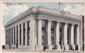 KANSAS CITY , Missouri, 10-30s ; First National Bank