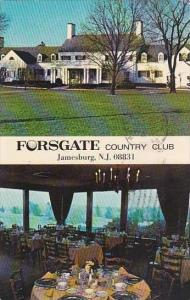 New Jersey Jamesburg Forsgate Country Club