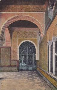 Sevilla, Galeria del Patio de Pilatos, Andalucia, Spain, 00-10s