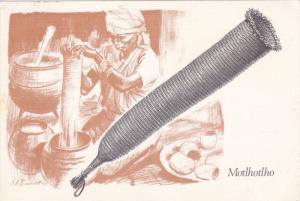 Motlhotlho , Bophuthatswana , 1983
