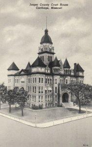 CARTAGE , Missouri, 1954 ; Court House