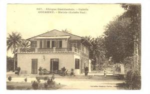 KONAKRY , Guniee, 00-10s ; La Mairie (Entree Sud)