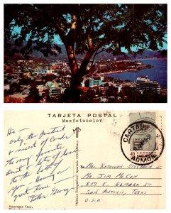 Panoramic View, Acapulco, Gre., Mexico