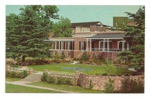 Postcard South Carolina SC Converse College Spartanburg Standard View Card