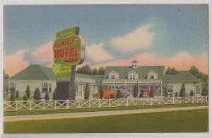Roosevelt Motel, Metuchen NJ
