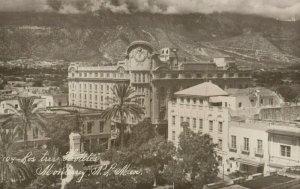 RP: MONTERREY, N.L. , Mexico, 1930-40s ; Los tres Hoteles