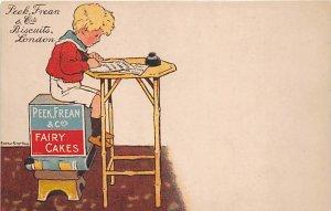 Peek Frean & Co Fairy Cakes Advertising Unused