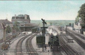 TOUL , France, 1900-10s ; La Gare