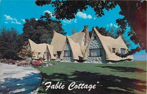 Fable Cottage Cordova Bay Victoria British Columbia BC Chrome