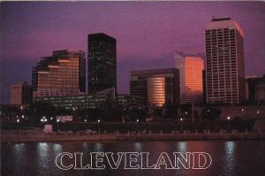 Cleveland's Business District Is Home To Banking Institutions Cleveland Ohio