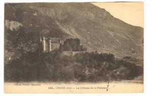 CULOZ (Ain) - Le Chateau de la Flechere, France, PU-1918