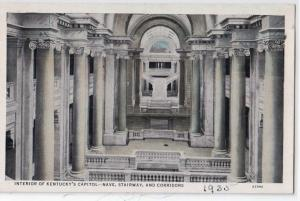 Interior of KY Capitol