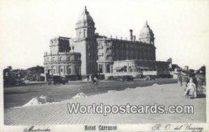 Hotel Carrasco Montevideo Uruguay, South America Unused