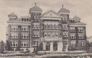 Michigan Adrian Sacred Heart Hall Administration Building Siena Heights Colle...