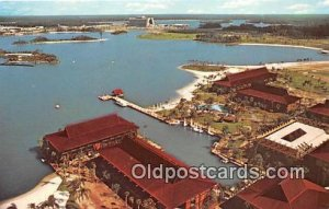 Polynesian Village Walt Disney World, FL, USA Unused