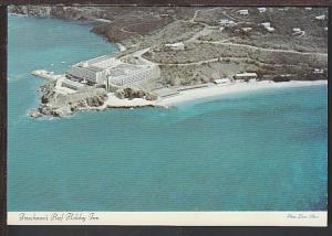 Holiday Inn St Thomas US Virgin Islands Postcard BIN