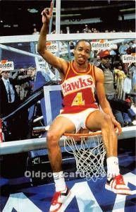 Atlanta Hawks Basketball Unused