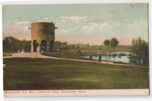 Old Mill, Worcester MA