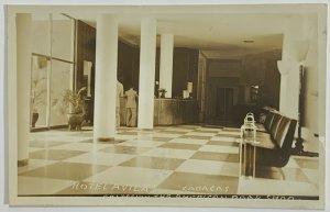 Old VTG Real Photo Postcard RPPC Hotel Avila, Caracas, Venezuela