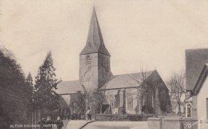 HANTS,UK , 00-10s ; Alton Church ; TUCK 1998