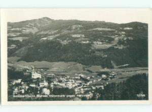 old rppc NICE VIEW Murau - Styria Austria i3423