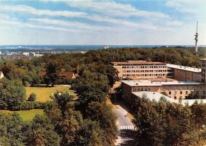 Wolfsburg Das Krankenhaus Gesamtansicht