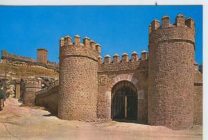 Postal 7272 : Pe?randa de Duero, Burgos: puerta y murallas de los condes de M...