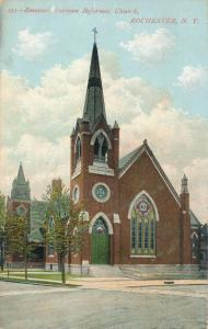 Emanuel German Reformed Church - Rochester, New York - DB
