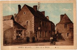 CPA Marce - Place de la Mairie (165177)