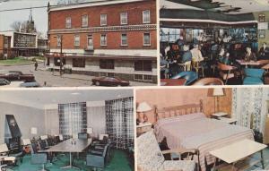 3-Views, Hotel National, Restaurant, Jacques-Cartier, Quebec, Canada, 1940-1960s