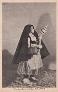Portugal Costumes Montagnarde de la Region de Barroso Paris Exposition 1937