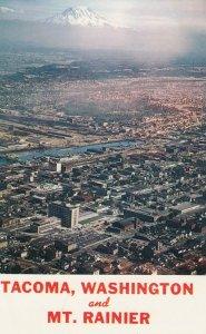 TACOMA , Washington , 50-60s