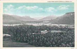 Kentucky Berea View From East Pinnacle