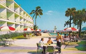 Florida Miami Beach Pan American Motel With Pool