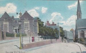 HARROW , England, UK , PU-1914 ; Harrow Old School