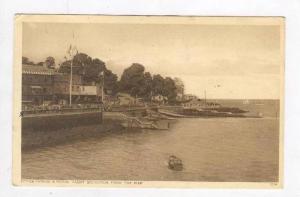 Parade & Royal Yacht Squadron,Cowes,England,UK 1900-10s